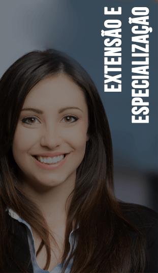 extensão e especialização