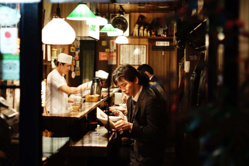 culinária toquio
