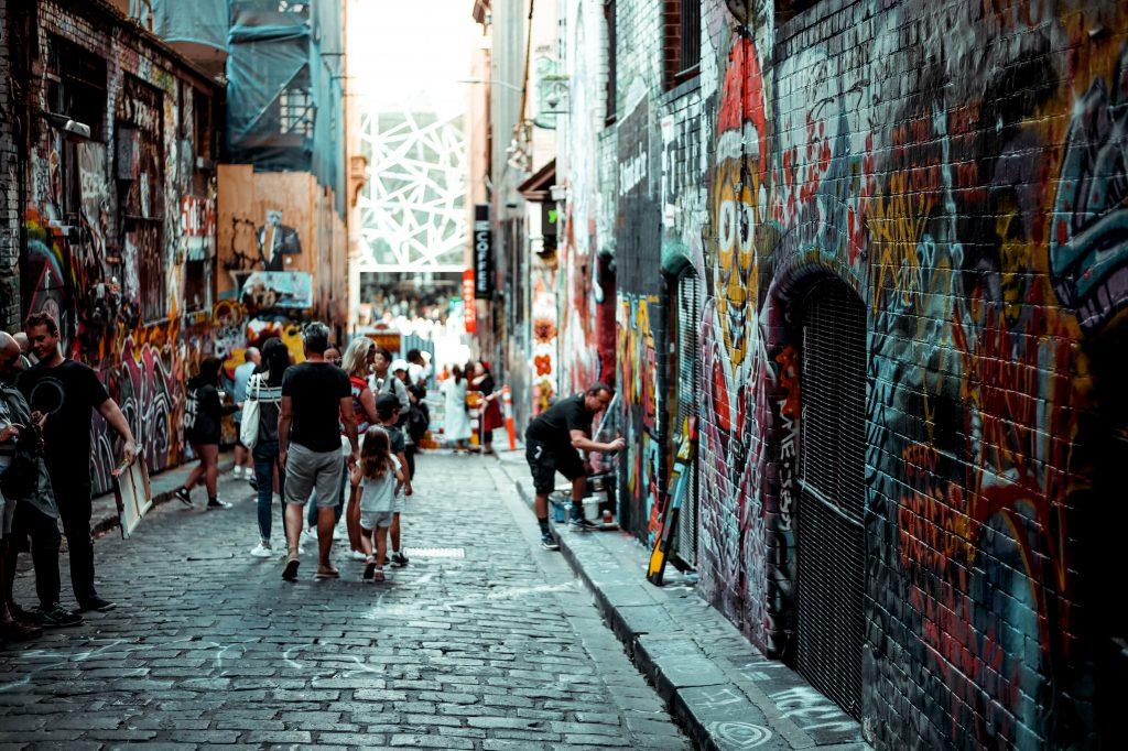 Fazer intercâmbio em Melbourne