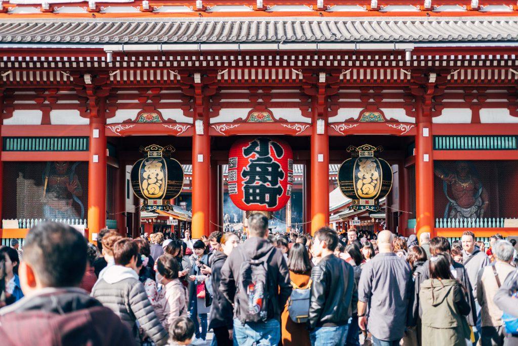 pontos turisticos toquio