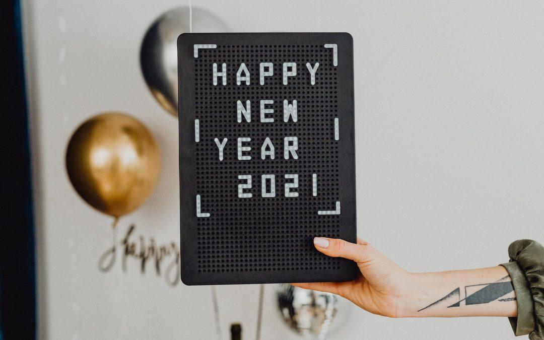 Novo ano, novas metas!