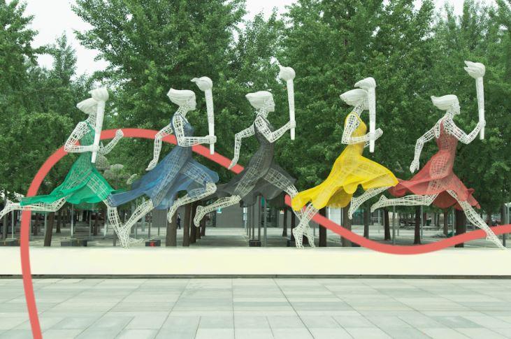 Cidades Olímpicas para fazer intercâmbio